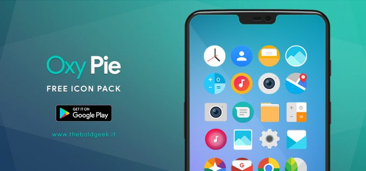 OxyPie Free Icon Pack by MarcoTls - TheBoldGeek.it